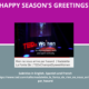 Season's Greetings with TEDX